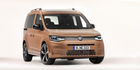 2020 Volkswagen Caddy revealed: Australian launch due early 2021