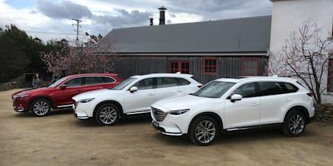 2019 Mazda CX-9:
