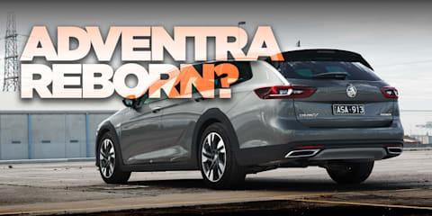 2018 Holden Calais-V Tourer review: Adventra reborn..?