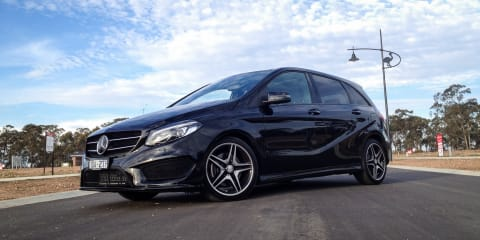 2015 Mercedes-Benz B250 Sport Speed Date