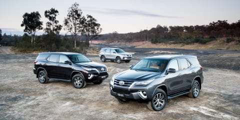 2020 Toyota Fortuner: AEB now standard
