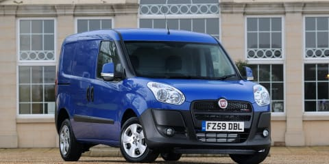 Fiat Doblo small van arrives from $22K