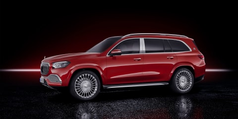 2020 Mercedes-Maybach GLS600 revealed