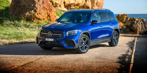 2020 Mercedes-Benz GLB250 4Matic review
