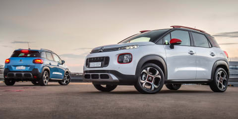 2019 Citroen C3 Aircross pricing and specs