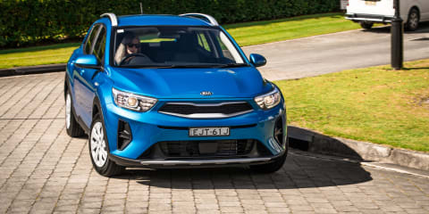 2021 Kia Stonic S review