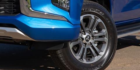 2020 Mitsubishi Triton GLX-R review