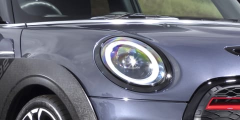 2021 Mini John Cooper Works GP review: Australian first drive