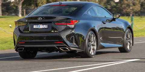 2020 Lexus RC350 F Sport review