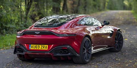 2020 Aston Martin Vantage AMR review