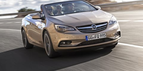 Opel Cascada Review