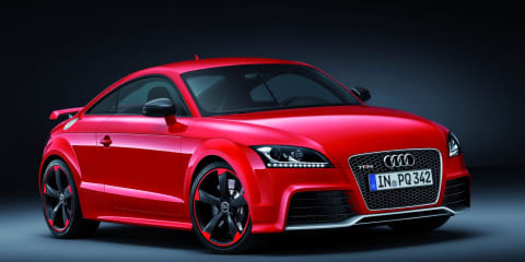 Audi TT RS Plus boosted for Geneva