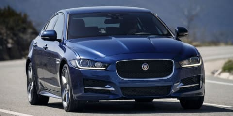 Jaguar XE built for vital conquest