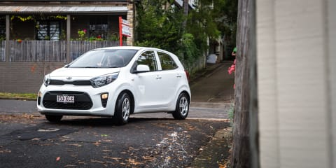 2017 Kia Picanto S (AEB) review