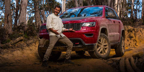 REVISIT: Jeep Grand Cherokee Trailhawk off-road review