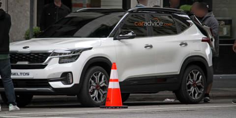 Kia Seltos: New compact SUV unmasked - UPDATE with images