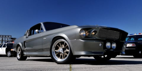 "1967 Ford Mustang: Gone in 60 Seconds' ""Eleanor"" for sale"