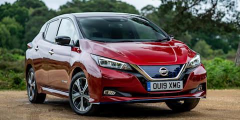 2021 Nissan Leaf e+ with longer range confirmed for Australia