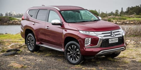 2021 Mitsubishi Pajero Sport price and specs: Large SUV line-up simplified, hit with price rises