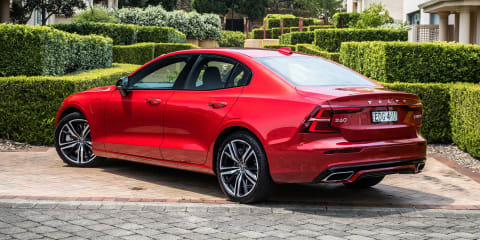 2020 Volvo S60 T8 R-Design review