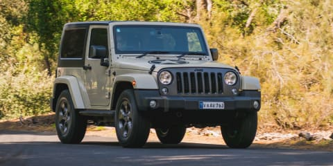 2018 Jeep Wrangler recalled