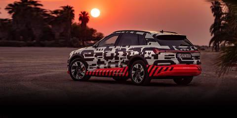Audi e-tron to gain new performance, entry-level drivetrains - report