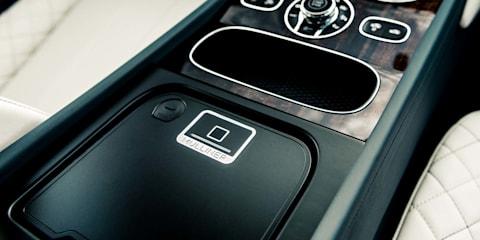 Bentley Bentayga 'Pearl of the Gulf' revealed