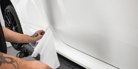 A quick guide to vehicle coatings.