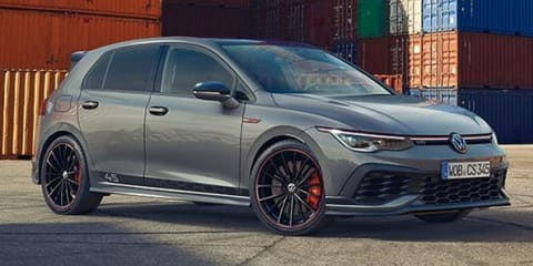 2021 Volkswagen Golf GTI Clubsport Edition 45 leaked, unlikely for Australia