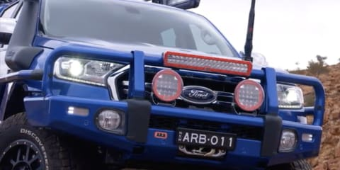Ford joins forces with ARB for dealer-fit accessories