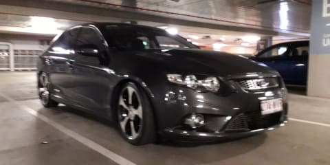 2011 Ford Falcon XR6 Turbo review