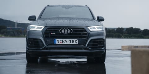 2021 Audi SQ5 TDI Special Edition review