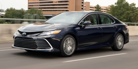 2021 Toyota Camry four-cylinder to get eight-speed auto, power boost in Australia