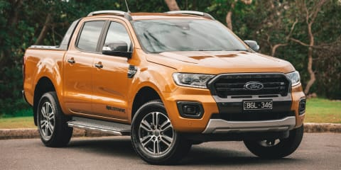 2021 Ford Ranger price rises: Wildtrak, Raptor grades increase in price