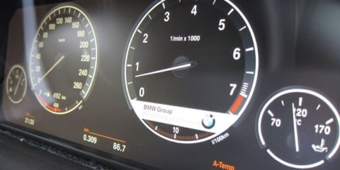 BMW 5 and 7 Series to get full LCD instrument display