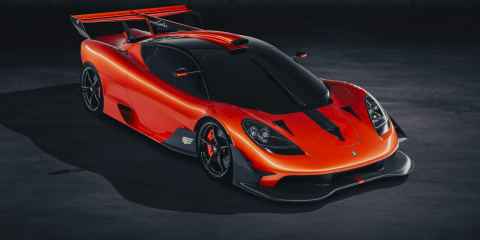 2022 GMA T.50s Niki Lauda: Gordon Murray Automotive's 540kW track-only hypercar unveiled