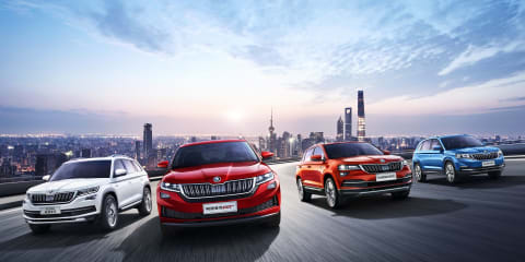 2020 Skoda Kamiq GT: China-only coupe SUV revealed