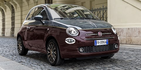2019 Fiat 500 Collezione revealed for Europe
