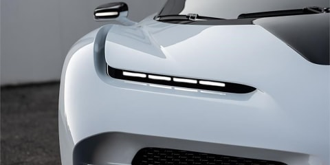 2020 Bugatti Centodieci leaked