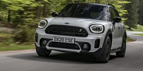 2021 Mini Countryman revealed: No more diesels