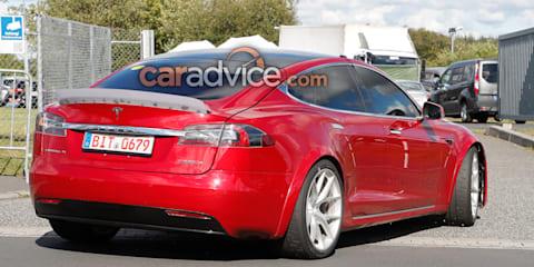 Tesla Nurburgring record attempt postponed
