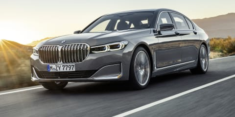 2019 BMW 7 Series pricing and specs