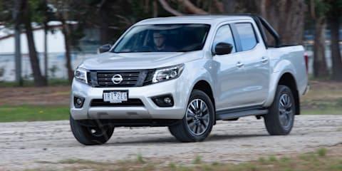 2020 Nissan Navara ST dual-cab review