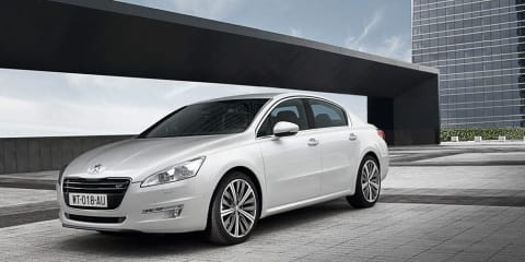 Video: 2011 Peugeot 508 GT wagon review