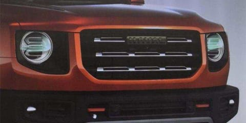 New Haval H5 surfaces online with '90s boxy look