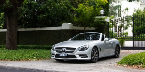 2015 Mercedes-Benz SL500 Speed Date