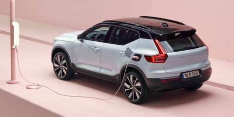 Volvo XC40 Recharge: UK pricing revealed