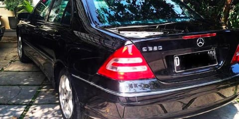 2001 Mercedes-Benz C320 Avantgarde review