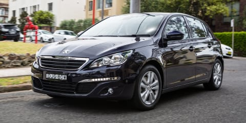2017 Peugeot 308 Active review