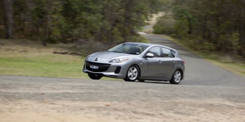 2012 Mazda 3 SP25 review